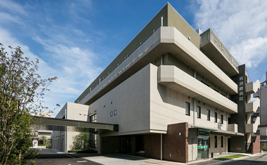 新須磨病院のクリニック写真